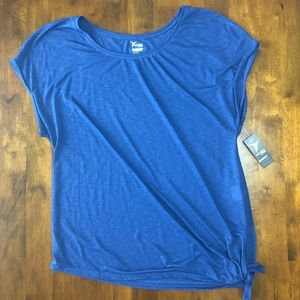 Old Navy Active Knotted Tee